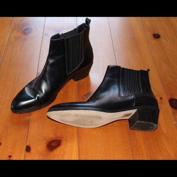 J.Crew ankle boots